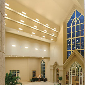 Projects - Houses of Worship